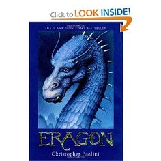 Fifteen-year-old Eragon believes that he is merely a poor farm boy—until his destiny as a Dragon Rider is revealed. Gifted with only an ancient sword, a loyal dragon, and sage advice from an old storyteller, Eragon is soon swept into a dangerous tapestry of magic, glory, and power. Now his choices could save—or destroy—the Empire.