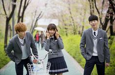 School 2015 : Who Are You?