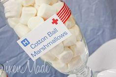 nursing graduation party favors | Nurse Graduation Party or Doctor Theme Party