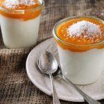 Rizsdarás-sütőtökös pohárkrém Panna Cotta, Ethnic Recipes, Food, Meals