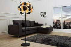 INFINTIY fekete és arany állólámpa 170cm #lakberendezes #otthon #otthondekor #homedecor #homedecorideas #homedesign #furnishings #design #furnishingideas #housedesign #livingroomideas #livingroomdecorations #decor #decoration #interiordesign #interiordecor #interiores #interiordesignideas #interiorarchitecture #interiordecorating #metaldesign #metaldecoration #metalinterior #metaldecor #metalfurniture #metalbedframe Infinity Homes, Futuristisches Design, Or Noir, Luminaire Design, Design Moderne, Unique Lighting, Small Rooms, Dining Area, Floor Lamp