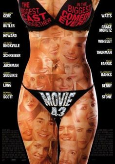 喪星玩轉荷里活/激愛543(Movie 43)poster