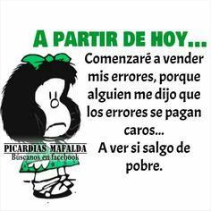 New Funny Pics Cartoon Humor Ideas New Funny Pics, Funny Pictures, Mafalda Quotes, Me Quotes, Funny Quotes, Smart Quotes, Night Quotes, Spanish Jokes, Quotes En Espanol