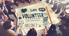 Como sua instituição está trabalhando o relacionamento com voluntários?