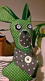 Detské doplnky - McUŠÍk zelený - 4972221_