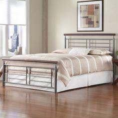 FBG Fontane Metal Bed | Wayfair