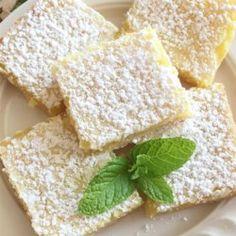 Ultimate Lemon Bars - Allrecipes.com