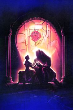 Walt Disney Posters - Beauty and the Beast - walt-disney-characters Photo