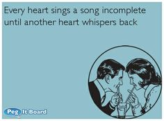 Every heart sings Love Ecards, Create Your Own, Create Yourself, Warm Fuzzies, Singing, Songs, Live, Heart, Quotes
