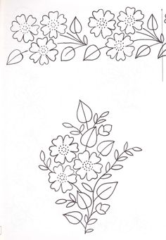Embroidery Flower Design Patterns Beautiful Flowers 2018