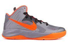 Nike Hyperfuse 2012 (GS) Boys Basketball Shoes 525032-004 Charcoal 7 M US Nike. $87.99
