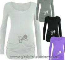 Marela - Těhotenské triko rentgen | Originální těhotenská móda Graphic Tank, Twins, Tank Tops, Sweaters, Baby, Women, Style, Fashion, Swag