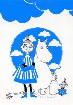 Moomin -cute books