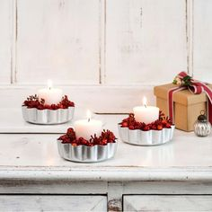 Christmas decorating ideas ~ http://www.lookmyhomes.com/budget-christmas-decorating-ideas/