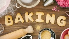 Baking cookies by RuthBlack. Cookies forming the word baking Sugar Cookies Recipe, No Bake Cookies, Cookie Recipes, Baking Games, Baking Tips, Baking Ideas, Freezer Cooking, Freezer Meals, Freezer Recipes