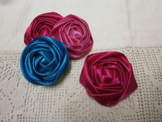 Hello everyone in this tutorial i want to show you how to make ribbon rose.It is really simple and easy fabric\ribbon rose tutorial.Enjoy Visit my channel: h...