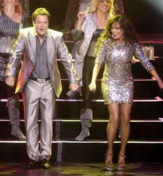 Donny And Marie In Concert - August 26, 2010.Donny was my first ever crush big time.Please check out my website thanks. www.photopix.co.nz