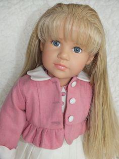 GÖTZ Puppe ✿✿ Fabienne Sammlerpuppe ✿✿ Manufakturpuppe ✿✿ Gotz Doll Poupee | eBay