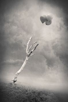 Black and White Surreal Photography by: Tommy Inberg