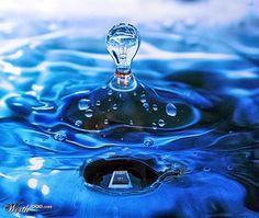 sweet drops of water