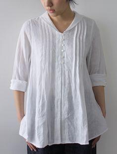 [エンベロープオンラインショップ] メリーナ Lisette New.  Love the little collar on the blouse!