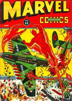 Marvel Mystery Comics #44