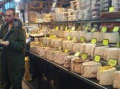 Mahne Yehuda market in Jerusalem