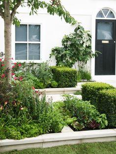 Contemporary Urban Vegetable Garden | Landscaping Ideas and Hardscape Design | HGTV