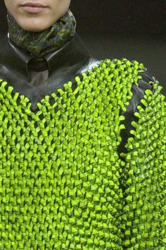 Knitting fabric manipulation textiles 64 ideas for 2019 Couture Details, Fashion Details, Knitting Patterns Free, Baby Knitting, Knitted Fabric, Knitted Blankets, Knitting Machines For Sale, Knitting Quotes, Loom Hats