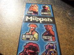 Muppet Stickers