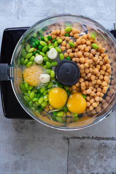 Raw Food Recipes, Veggie Recipes, Vegetarian Recipes, Healthy Recipes, Healthy Cooking, Healthy Eating, Veggie Patties, Food C, Fabulous Foods