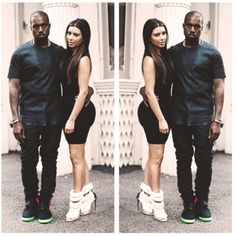 #kimye power couple    8      4