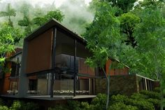 Mashpi Lodge in Ecuador and more super-eco travel destinations.
