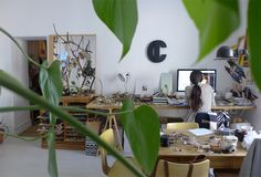 PLANT COLLECTOR#2 REGINA DABDAB / JOAILLIERE