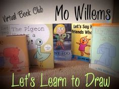 The Educators' Spin On It: Virtual Book Club with Activities for Mo Willems' Books