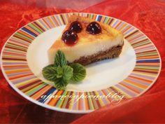 Cheesecake all'amarena