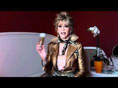 Cannes 2012 - Jane Fonda's Vanity L'Oréal