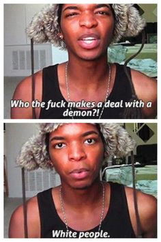 not offending anyone ... lol   just thought it was kinda funny xD   #kingsley<3
