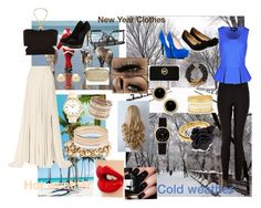 Happy New Year ? 2015 by mapoaleja on Polyvore featuring polyvore, fashion, style, Emporio Armani, Pacha, Elie Saab, Lanvin, Lipsy, Jessica Simpson, Tory Burch, Michael Kors, Anya Hindmarch, Marc by Marc Jacobs, Witchery, Valentino, Charlotte Russe, ALDO, Forever 21, Carolee, Kenneth Jay Lane, Tiffany & Co. and Charlotte Tilbury