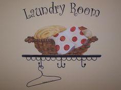 Laundry Room - Basket