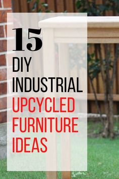 If you love industrial design but are looking for deals on a dime then you'll love these thrift store furniture flips. Painted furniture is the best way to decorate on a budget. So check out your local flea markets for industrial furniture makeovers for your bedroom, living room, kitchen and entryway. #hometalk Thrift Store Furniture, Upcycled Furniture, Industrial Furniture, Industrial Design, Painted Furniture, Colorful Couch, Art Deco Vanity, Metal Lockers, Back To School Organization