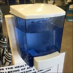 CoronaVirus Refillable Sanitizer Station
