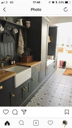 kitchen decoration – Home Decorating Ideas Kitchen and room Designs Mudroom Laundry Room, Laundry Room Design, Boot Room Utility, Small Utility Room, Utility Cupboard, Home Decor Kitchen, Kitchen Design, Interior Design Living Room, Living Room Designs