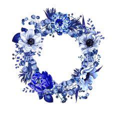 Flower Background Wallpaper, Cute Wallpaper Backgrounds, Flower Backgrounds, Cute Wallpapers, Blue Rose Tattoos, Baby Clip Art, Flower Clipart, Arte Floral, Flower Frame