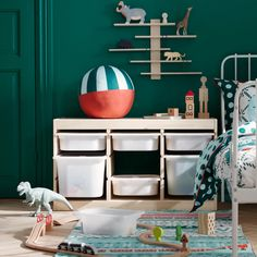 Make the most of your life at home - IKEA Ireland Ikea Hacks, Ikea Lillabo, Trofast Ikea, Ikea Portugal, Opening A Cafe, Duvet Day, Material Board, Wall Organization, Tidy Up