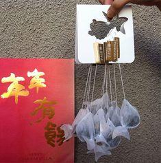 Pixel Loft Goldfish Tea Bags