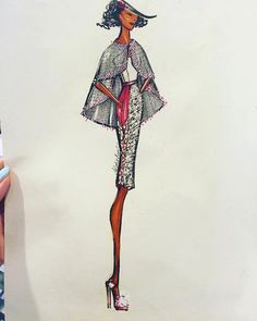 "sketchdrawingsbyasketchgirl:"" Original Fashion Illustration"""