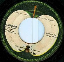 """Sep. 28th, 2013: """"I Will"""" is a song by the Beatles that was released on The Beatles. It was written by Paul McCartney (credited to Lennon–McCartney) and features him on lead vocal, guitar, and """"vocal bass"""". In the Philippines, it was released by Apple as the b-side of the """"Ob-la-di, Ob-la-da"""" single in 1968."""