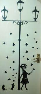 SnaiLand: Ajtó matrica ... Door sticker