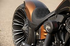 Production-R Motorcycle by Thunder Bike_2